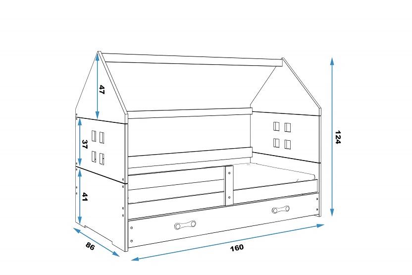producator pat, pat cu saltea inclusa, pat cu lada, pat copii, pat emag, pat dedeman, pat lemn,
